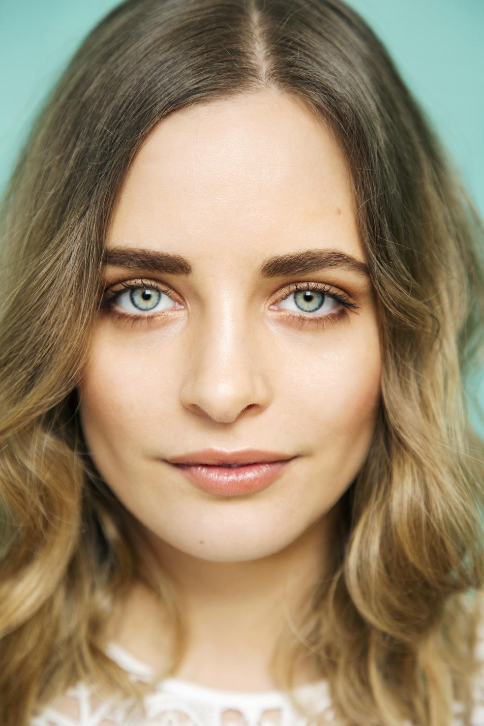 Editorial Make Up und Hairstyling von Salon Zwei für Biouty Magazin